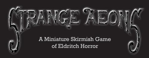 Strange Aeons Banner