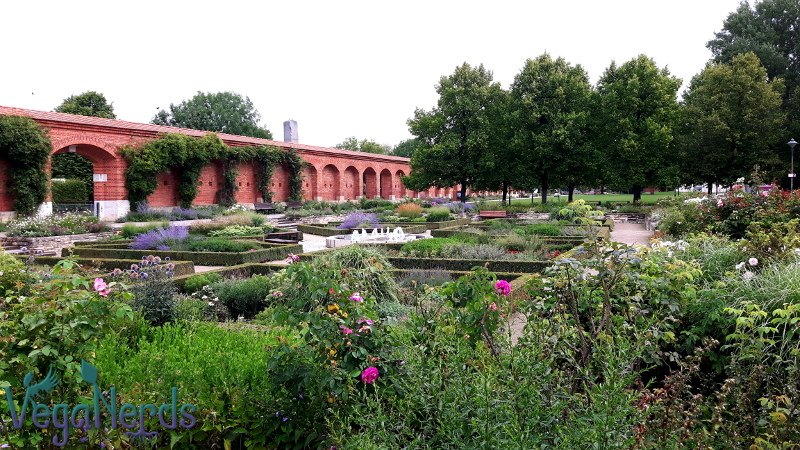 Sommerpause Klenzepark